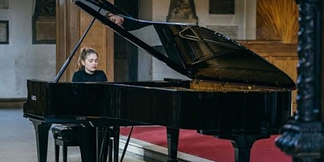 Free lunchtime concert: Cristiana Achim (piano) tickets