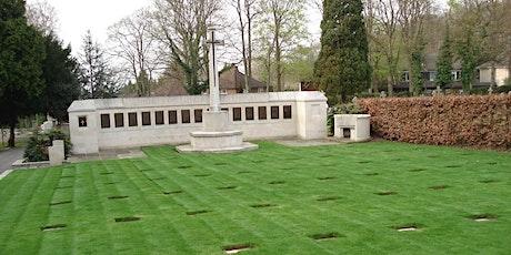 CWGC  Tours - Epsom Cemetery tickets