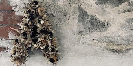 Farmyard Floristry - Dried Flower Letter Workshop tickets