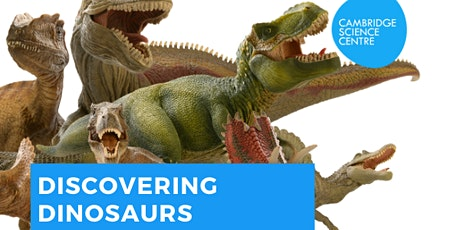 Discovering Dinosaurs tickets