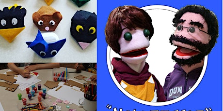Puppet Making - Sea Hydras & Leviathans tickets