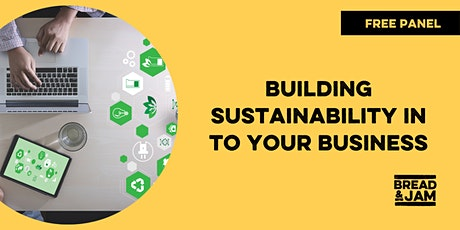 EARTH OVERSHOOT DAY: Building Sustainability In To Your Business tickets