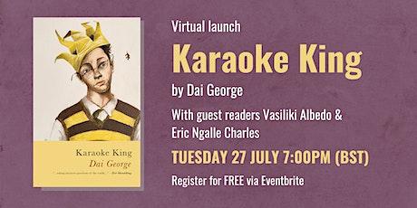 Virtual launch of Karaoke King tickets