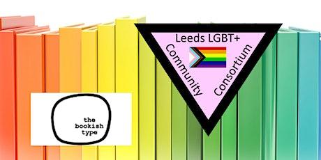 LGBT+ Book Club - July tickets
