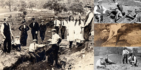 'Race to Dig: The Amateur Archaeologists Who Saved NYC's Past' Webinar tickets