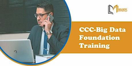CCC-Big Data Foundation 2 Days Training in St. Gallen tickets