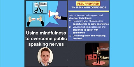 How to use mindfulness techniques to overcome public speaking nerves tickets