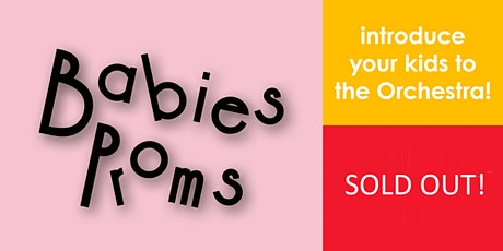 Babies Proms with the Philharmonic Orchestra - St John of God Health Care tickets