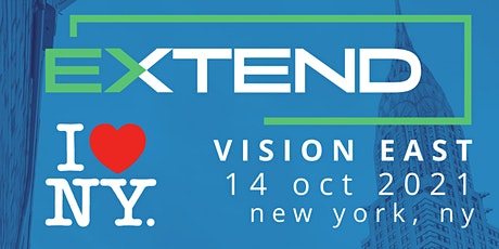 EXTEND: VISION EAST NYC tickets