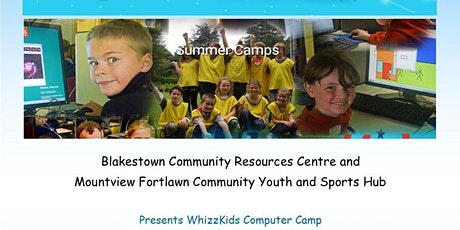 Blakestown / Mountview/ Fortlawn Computer Camp 2021 tickets