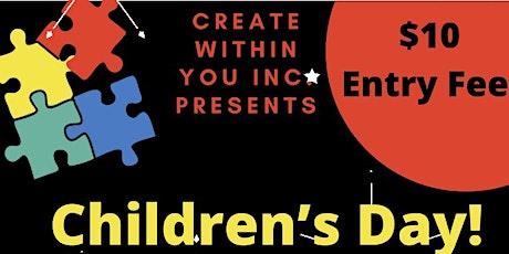 C.W.Y Children's Day tickets
