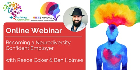 Becoming a Neurodiversity Confident Employer tickets