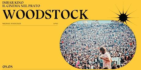 ImbarKino —Woodstock biglietti
