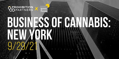 Business of Cannabis: New York tickets