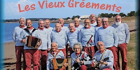 Florilège de chants marins - Les Vieux Gréements billets