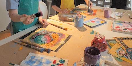 Mackintosh Summer Stencilling Fun 2 tickets