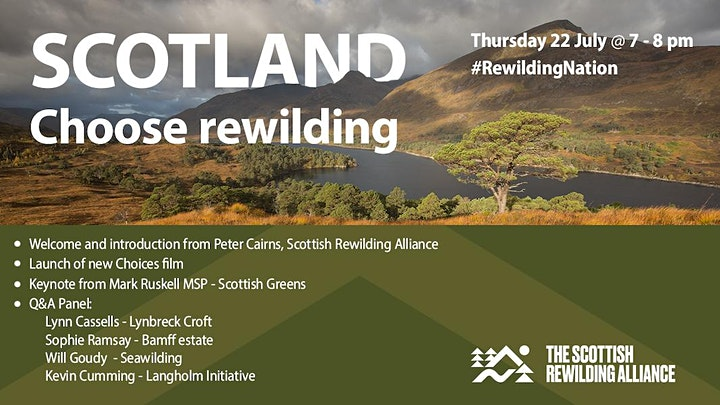 SCOTLAND: Choose rewilding image