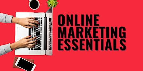 Online Marketing Essentials tickets