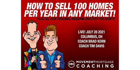How to Sell 100 Homes Per Year in Any Market tickets
