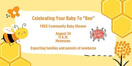2021 Free Community Baby Shower - Monessen tickets