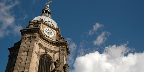 An Architectural Tour of Birmingham Cathedral from the Churchyard tickets