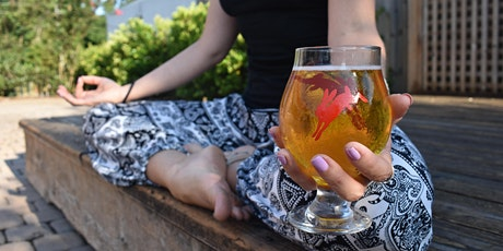 Wild Hare Yoga at Red Hare Brewing Company tickets