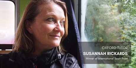 Secret Persona - turn setting into character with Susannah Rickards tickets