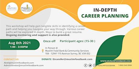 Summer Youth Program  In depth Career Planning tickets