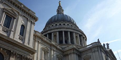 Anglican History Walk tickets