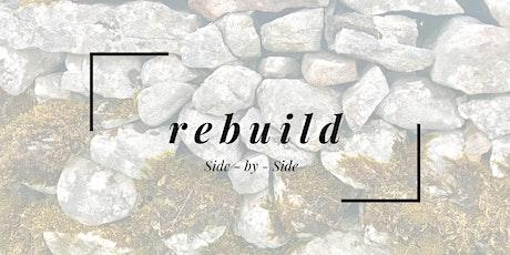 Rebuild - Side - By - Side tickets