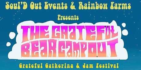 The Grateful Bear Campout tickets