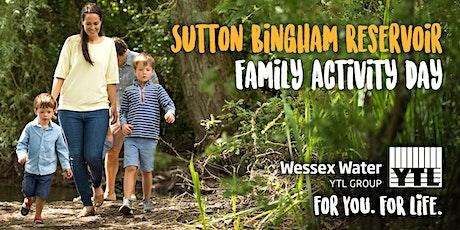 Sutton Bingham Reservoir - Afternoon Reservoir Discovery tickets