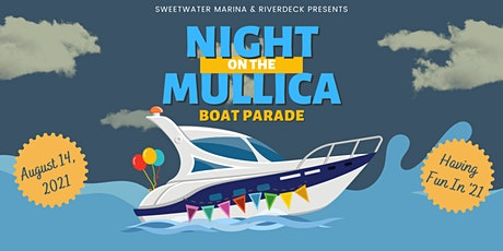 Night On The Mullica Boat Parade at SW Riverdeck tickets