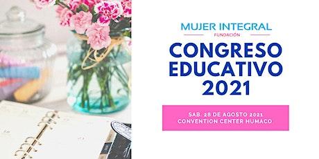 Congreso Educativo 2021 Conferencias, exhibidores y programas. tickets
