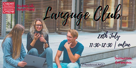 Lunchtime Language club tickets