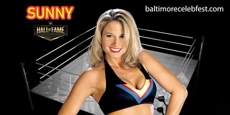 SUNNY at Baltimore CelebFest 2 tickets