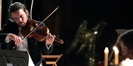 Vivaldi Four Seasons by Candlelight - St Giles' Cathedral Edinburgh tickets