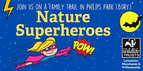 Nature Superheroes tickets