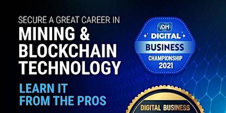 Blockchain and Web Mining Workshop ingressos