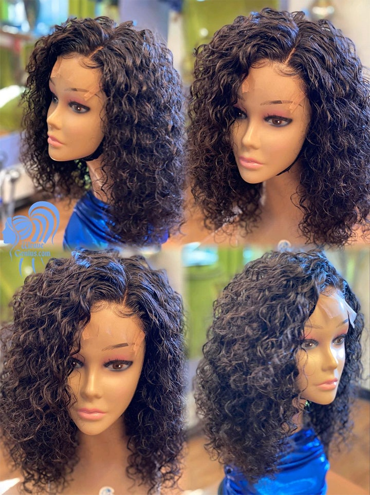 High Head High Post Wig Making Class - Port St Lucie FL image