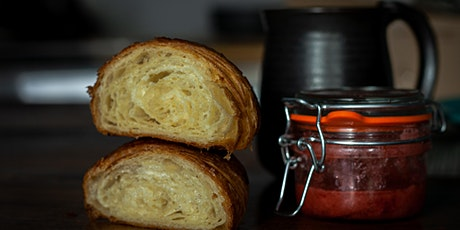 Viennoiserie Demo - Croissants, Danishes and Puff Pastry tickets