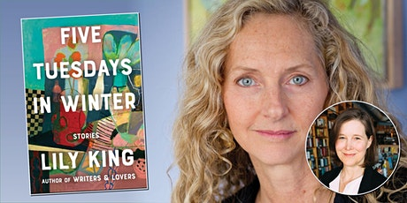 Lily King, in conversation with Ann Patchett, at Parnassus Books tickets
