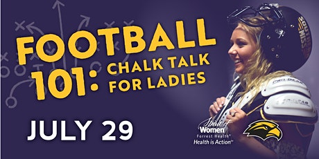 Football 101: Chalk Talk for Ladies tickets