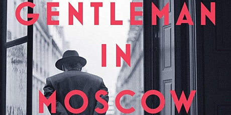 Detroit Mercy Book Club - A Gentleman in Moscow tickets