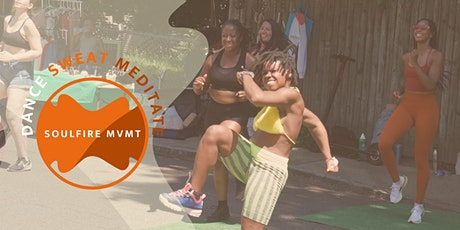 SOULFIRE MOVEMENT-Dance, Sweat, Meditate tickets