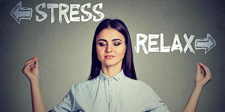 Mieux-être  : Apprendre à gérer son Stress - Atelier D185 billets