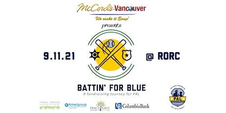 Battin' for Blue Coed Softball Tournament tickets