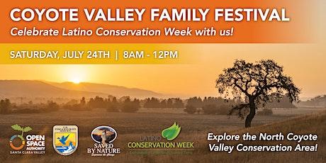 Coyote Valley Family Festival | Festival para la familia en Coyote Valley tickets