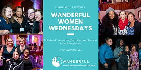 Wanderful Women Wednesdays: New Orleans Chapter tickets