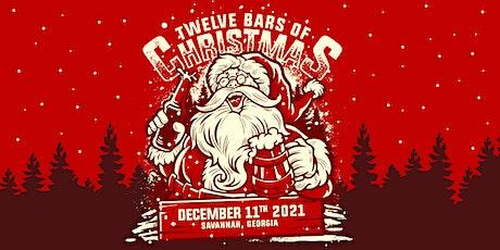 The Twelve Bars of Christmas ~ 5K Holiday Themed Bar Crawl tickets